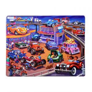 58 Parça Maxi Puzzle  : Arabalar